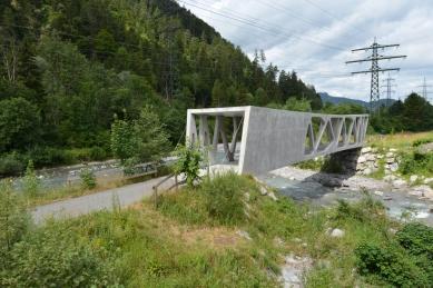 Alfenz Bridge - foto: Petr Šmídek, 2015