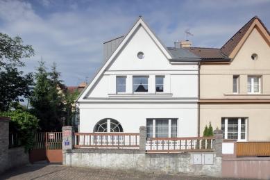 Rekonstrukce rodinného domu ve Strašnicích - foto: Robert Žákovič