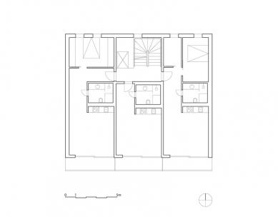 Bytový dům K5 - foto: Reiulf Ramstad Architects