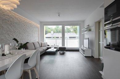 Proměna panelákového bytu, Liberecký kraj - foto: Jiří Ernest