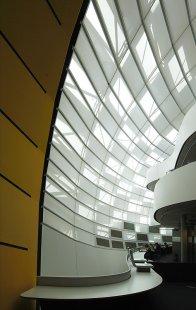 Nová filologická knihovna Freie Universität - foto: Ester Havlová