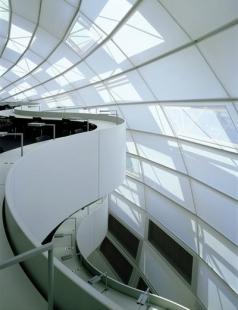 Nová filologická knihovna Freie Universität - foto: © Nigel Young / Foster and Partners