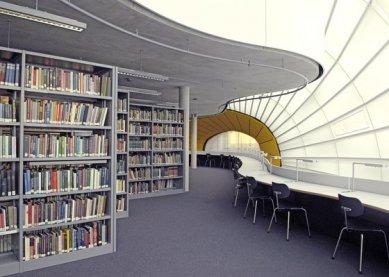 Nová filologická knihovna Freie Universität - foto: © Philipp von Recklinghausen