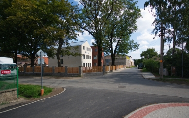 Stavební úpravy a přístavba základní školy Hovorčovice - foto: Ondřej Tuček