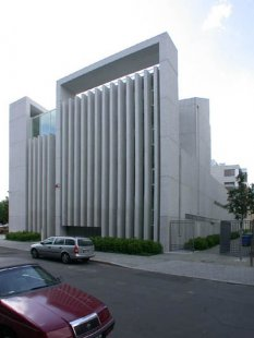 Mexické velvyslanectví - foto: Petr Šmídek, 2002