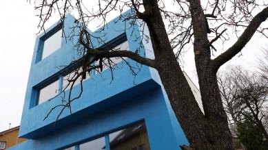 Dostavba a přestavba Řeporyjská  - foto: AI photography, Aulík Fišer architekti