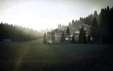 Apartmánový dům Nad Jelením potokem