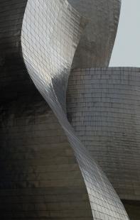 Guggenheimovo muzeum v Bilbau - foto: Ester Havlová