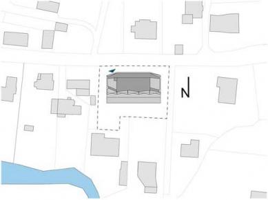 Bytový dům Ragnitzstrasse - Situace - foto: LOVE architecture and urbanism