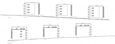 Bytový dům Kadetka - Pohledy