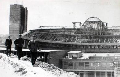 Sportovní aréna Spodek