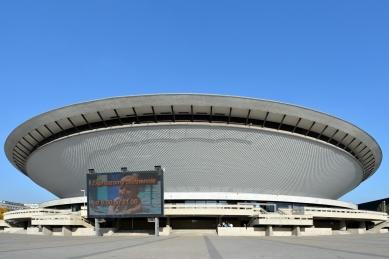 Sportovní aréna Spodek - foto: Petr Šmídek, 2015
