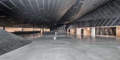 Mezinárodní kongresové centrum v Katovicích - foto: JEMS Architekci