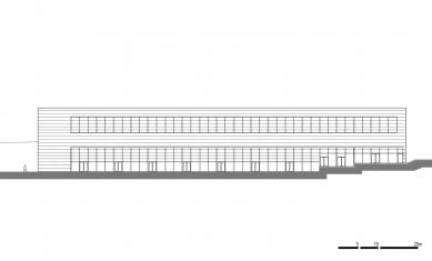 Mezinárodní kongresové centrum v Katovicích - Pohled - foto: JEMS Architekci