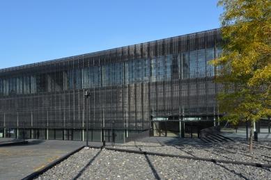 Mezinárodní kongresové centrum v Katovicích - foto: Petr Šmídek, 2015