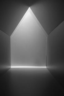 Instalace výstavy Sakrální prostor - foto: AI photography, Aulík Fišer architekti