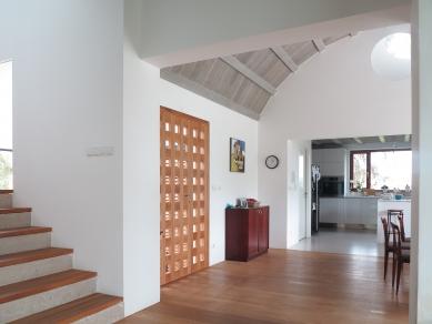 Novostavba rodinné vily v Benešově - foto: Atelier K2