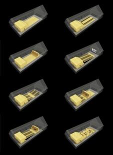 Jízdárna - multifunkční sál v Litomyšli - Schémata - foto: HŠH architekti