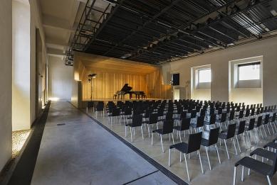 Jízdárna - multifunkční sál v Litomyšli - foto: Ester Havlová