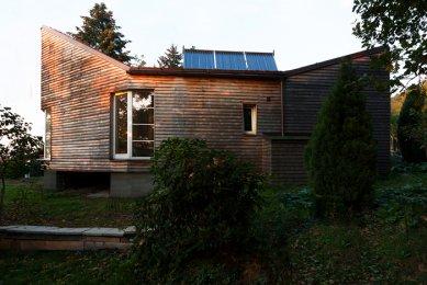 Rodinný dům Peršan - foto: Vavřinec Menšl
