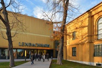 Lenbachhaus  - foto: Petr Šmídek, 2015