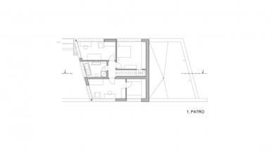 Rodinný dům, Kramolna - 2. NP