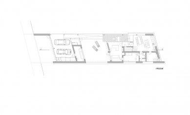Rodinný dům, Kramolna - 1. NP