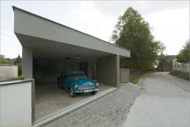 Rodinný dům v Týně nad Vltavou - foto: Jiří Vaněk, Martin Klíma