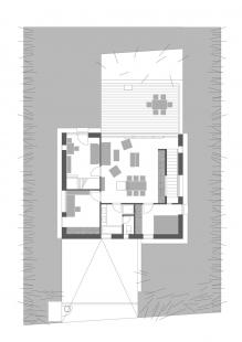 Rodinný dům v Dřevíči II - První patro