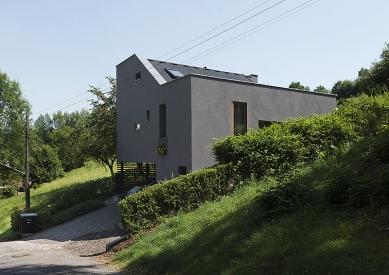 Rodinný dům v Dřevíči II - foto: Ester Havlová