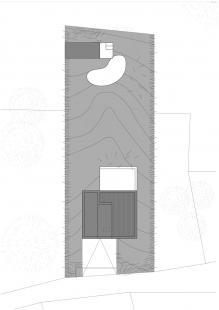 Rodinný dům v Dřevíči II - Situace