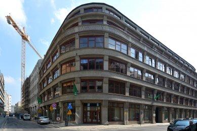 Obchodní dům na Junkernstrasse - foto: Petr Šmídek, 2014