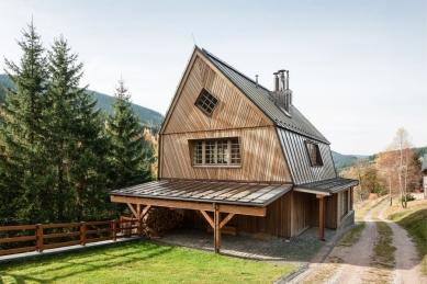 Horská chata Svatý Petr - foto: Tomáš Souček