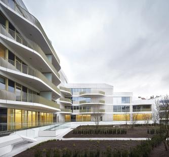 Multifunkční budova Le Toison d'Or - foto: © Hufton+Crow