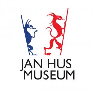 Jan Hus - expozice Husova domu v Kostnici - Logo