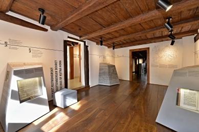 Jan Hus - expozice Husova domu v Kostnici - foto: Husitské muzeum v Táboře, Zdeněk Prchlík ml., 2015