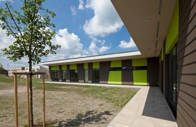 Mateřská škola Jenštejn - foto: Ing.arch. Lubor Sladký