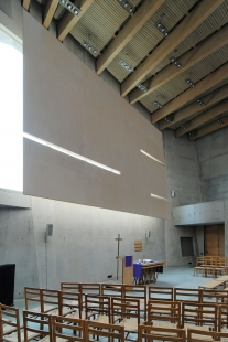 Kostel sv. Marie Magdalény ve Freiburgu - foto: Petr Šmídek, 2013