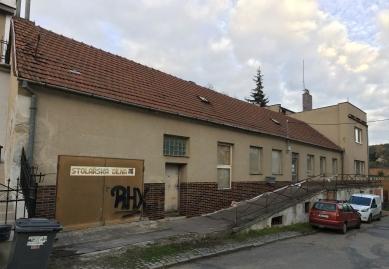 Sociální byty obce Bílovice nad Svitavou - Původní stav