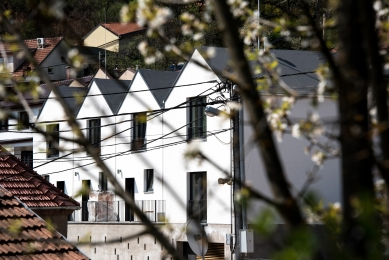 Sociální byty obce Bílovice nad Svitavou - foto: Pavel Barták
