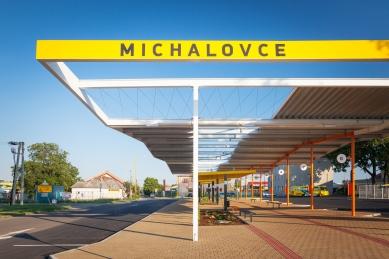 Nádraží Michalovce