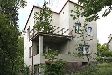 Vila Ke Klimentce - Původní stav - foto: archiv architekta