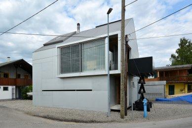 Steinhauser Boat House - foto: Petr Šmídek, 2015