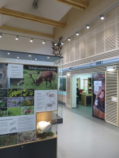 Návštěvnické centrum Kvilda