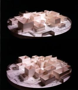 21st Century Museum of Contemporary Art Kanazawa - Model - foto: SANAA