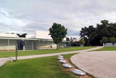 21st Century Museum of Contemporary Art Kanazawa - foto: Petr Šmídek, 2012