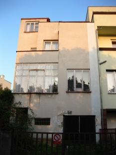 Rekonstrukce funkcionalistického rodinného domu v Brně - Původní stav
