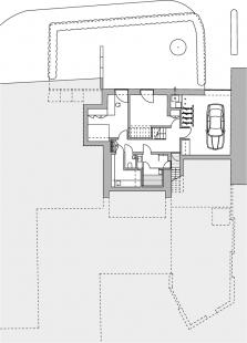 Rodinný dům na Zeleném pruhu - 1. PP