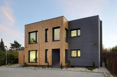 Stavební úpravy firmy Steel Partner a Multifunkční objekt