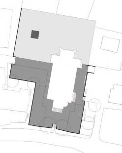 Cemetery Extension and Funeral Chapel Weiler - Situace - foto: Marte.Marte Architekten